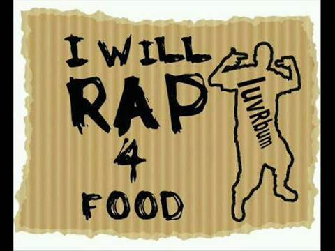 I WILL RAP 4 FOOD Video, by Robby Bo ( I WILL RAP 4 FOOD ) on OurStage