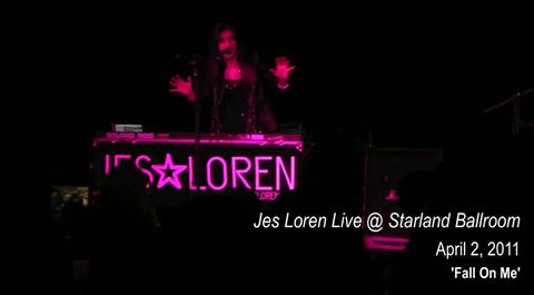 'Fall On Me' Jes Loren Live @ Starland Ballroom, by Jes Loren on OurStage