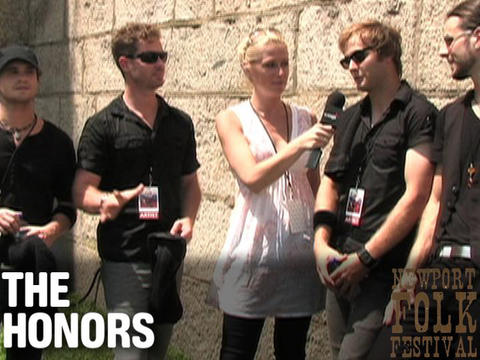 The Honors LIVE at Newport Folk, by OurStage Productions on OurStage