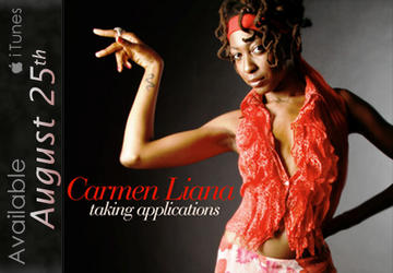 Taking Applications, by Carmen Liana on OurStage