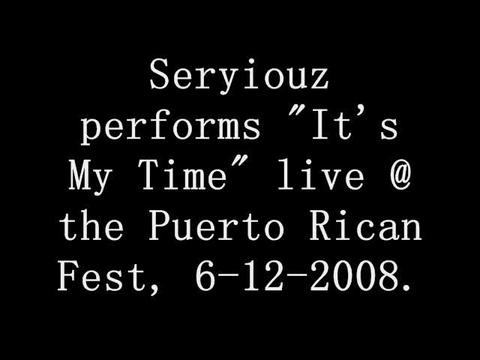 Seryiouz Live @Puerto Rican Festival (Chicago), by Seryiouz on OurStage