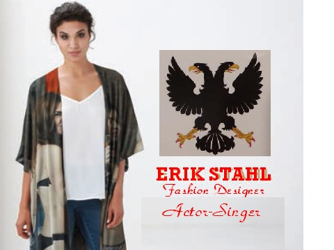 Erik Stahl 2017 Summer-Fall Collection Women Wear New York, by ERIK STAHL (singer, actor and fashion designer) on OurStage