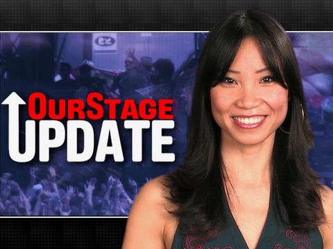 OurStage Update: Earthfest, Banners, and New Game, by Julie Pham on OurStage