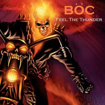 Feel The Thunder (BOC), by Black Blade on OurStage