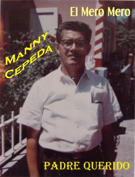 """El Mero Mero, by Manny Cepeda """"El Salsero Clasico"""" on OurStage"""