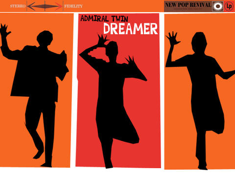 Dreamer, by Admiral Twin on OurStage