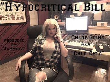 "Hypocritical Bill (Bill Cosby Dis-Track), by Chloe Goins aka ""Chlo-Chlo"" on OurStage"