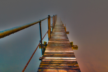 Bridge to Nowhere ll, by FATE_ATC on OurStage