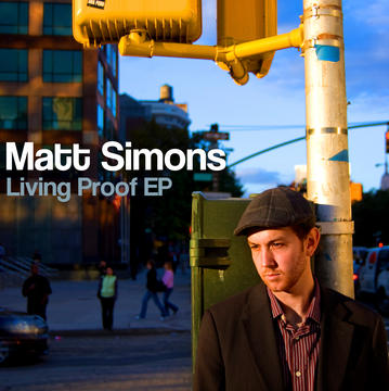Living Proof, by Matt Simons on OurStage