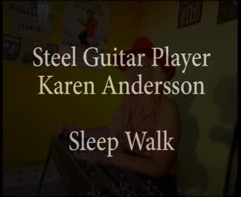 Sleepwalk, by Karen Andersson on OurStage