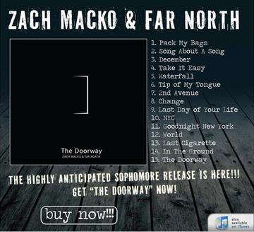 December, by Zach Macko and Far North on OurStage