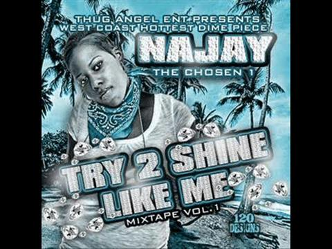 shyne like me, by NAJAY on OurStage