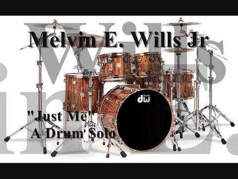 """ Just Me "" A Drum Solo, by mw33 on OurStage"