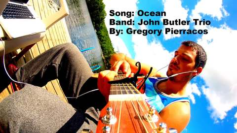 GoPro Hero3+: Ocean - John Butler Trio Cover, by Gregory Pierracos on OurStage