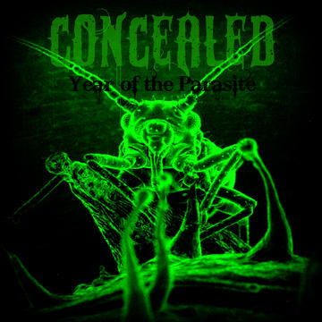 Year of the Parasite, by Concealed on OurStage
