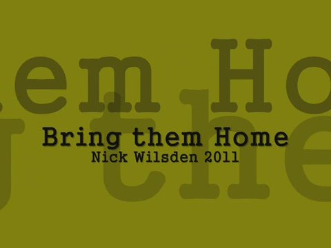 Bring them Home, by Nick Wilsden on OurStage