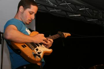Long Distance Call Guitar Solo, by Yuval Ron on OurStage
