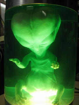 Alien in a Bottle, by Uncle Dirty on OurStage