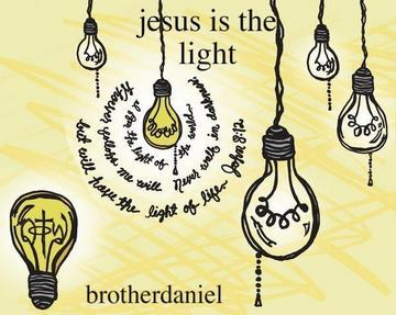 jesus is the light, by brotherdaniel on OurStage