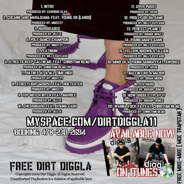 Streets Keep Callin Me, by DirtDiggla11 on OurStage