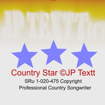 Country Star©JP Textt (Lone Guitar Version 2), by JP Textt on OurStage