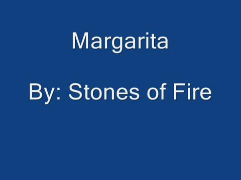 Margarita, by Doug Pinson Featuring Stones Of Fire on OurStage