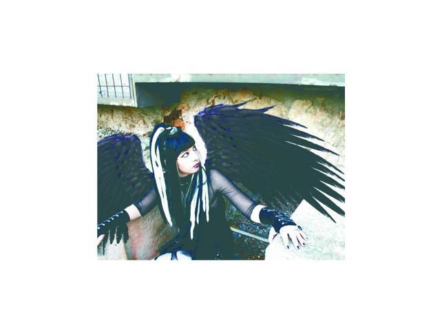 Angel In Black, by Raveneyemusic on OurStage