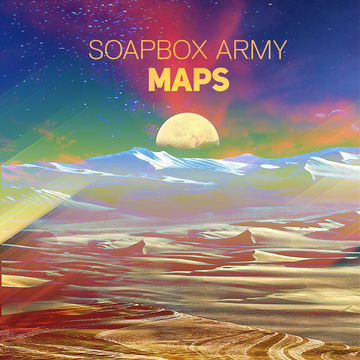 Dead Man Walking (written by David Bowie, Reeves Gabrels), by Soapbox Army on OurStage