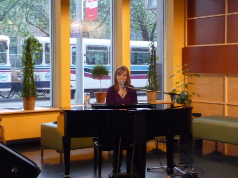 Sarah Troy Clark LIVE on Breakfast Television, by Sarah Troy Clark on OurStage