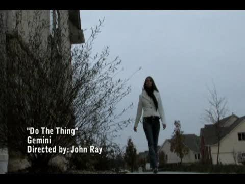 Do The Thing, by Gemini Layza on OurStage