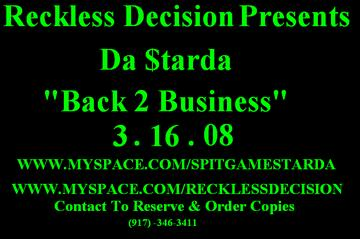 Guess Not, by Da $tarda on OurStage