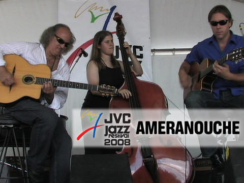 Ameranouche plays Newport Jazz, by OurStage Productions on OurStage