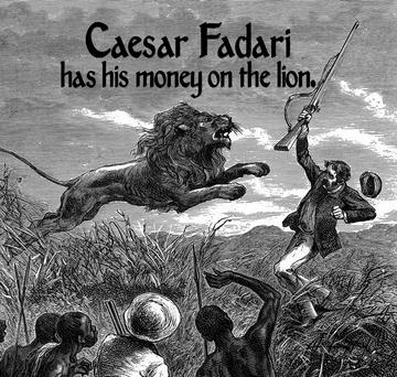 handle with fear, by caesar fadari on OurStage