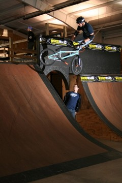 Jeremy  Cliff, by crossroads bmx on OurStage