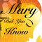 Mary Did You Know, by Music by Keith on OurStage