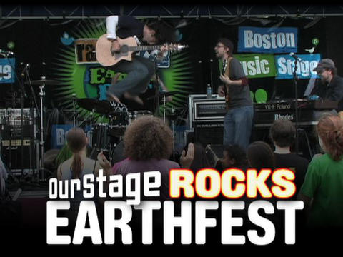 Five OurStage Bands Play Earthfest in Boston, by ThangMaker on OurStage