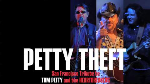 Petty Theft - San Francisco Tribute to Tom Petty and The Heartbreakers, by Petty Theft on OurStage