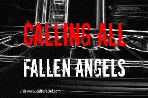 Calling All Fallen Angels, by cultureDef on OurStage