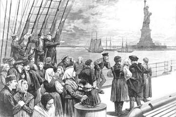 Sailing To Ellis Island, by Billy Holder on OurStage