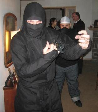 Kung Fu Kid vs the Ninja, by jae greene on OurStage