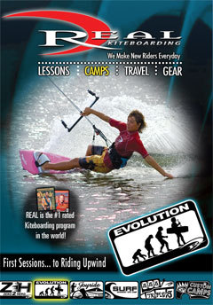 Evolution, by REAL KITEBOARDING on OurStage