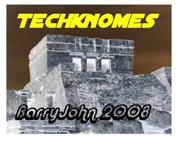 Techknome, by BarryJohn 2008 on OurStage