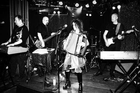 Poltergeist, by Xanima on OurStage