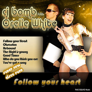 Obsession, by CJ Bomb feat. Orelie White on OurStage