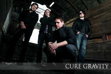 Bright Like Stars, by Cure Gravity on OurStage