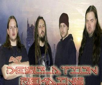 Virus, by desolation remains on OurStage