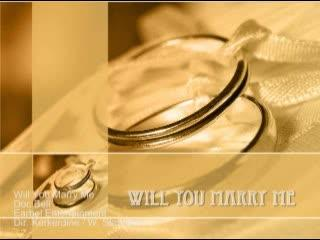 Will you marry me, by Doc Bell on OurStage