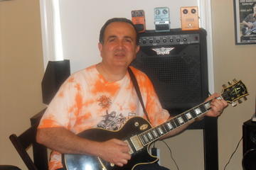 MY OLD GUITAR, by SAM SCOLA SONGS on OurStage