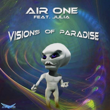 Visions of paradise, by Air One feat. Julia on OurStage