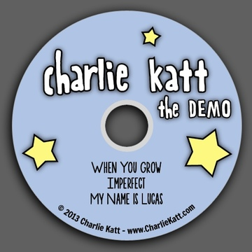 My Name is Lucas, by Charlie Katt on OurStage